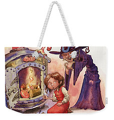 Gretel And Witch Weekender Tote Bag