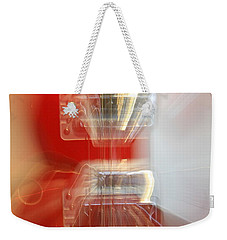 Gretsch Guitar Abstract Weekender Tote Bag