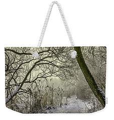 Grey Day #h1 Weekender Tote Bag