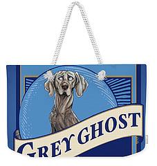 Grey Ghost Weimar-weizen Wheat Ale Weekender Tote Bag
