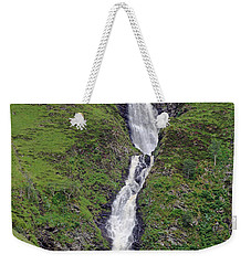 Grey Mare's Tail Weekender Tote Bag