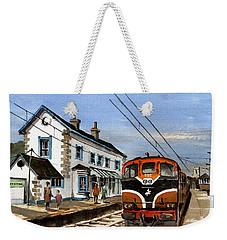 Greystones Railway Station Wicklow Weekender Tote Bag
