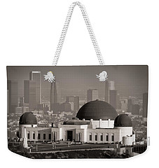 Griffith Observatory Weekender Tote Bag