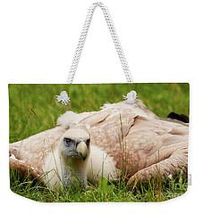 Griffon Vulture Weekender Tote Bag