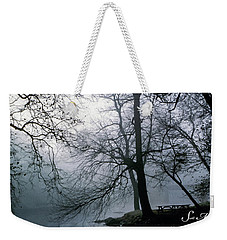 Grings Mill Fog 1043 Weekender Tote Bag