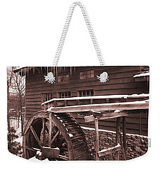 Grist Mill At Siver Dollar City Weekender Tote Bag