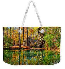 Grist Mill Weekender Tote Bag by Geraldine DeBoer
