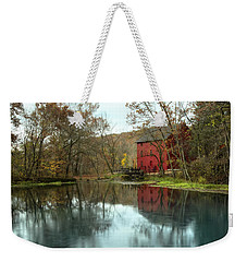 Grist Mill Wreflections Weekender Tote Bag