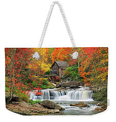 Old Mill In Color  Weekender Tote Bag