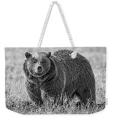 Brutus The Bear Weekender Tote Bag