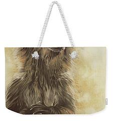 Grizzly Bear Weekender Tote Bag