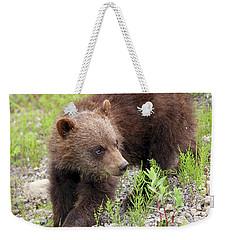 Grizzly Cub II Weekender Tote Bag