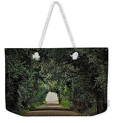 Weekender Tote Bag featuring the photograph Gro Racca Rd by John Glass