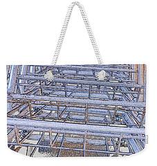 Grocery Carts 1 Weekender Tote Bag