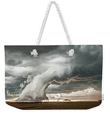 Groom Storm Weekender Tote Bag