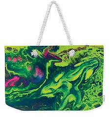 Groovin Weekender Tote Bag