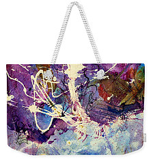 Groovin' Together Weekender Tote Bag