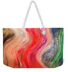 Groovy Mademoiselle Weekender Tote Bag