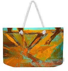 Ground Elements Weekender Tote Bag