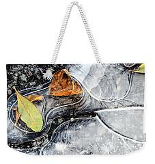 Ground Patterns Weekender Tote Bag