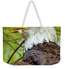 Grounded Weekender Tote Bag by Kimo Fernandez