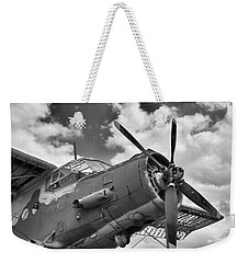 Grounded Weekender Tote Bag