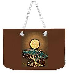 Grounding Weekender Tote Bag