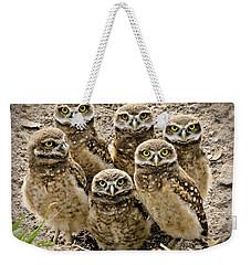 Group Shot Weekender Tote Bag
