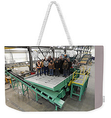 Groupfeeder Weekender Tote Bag