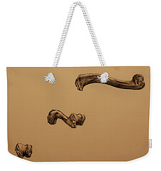 Growing Bone Weekender Tote Bag