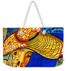 Growing Edgewater Mosaic Weekender Tote Bag