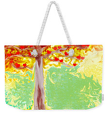 Growing Love Weekender Tote Bag