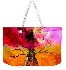 Growing Love Weekender Tote Bag by Fania Simon