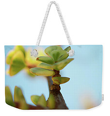 Growth Weekender Tote Bag by Ana V Ramirez