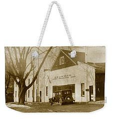 Grumman Baldwin Garage Weekender Tote Bag