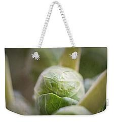 Grumpy Brussel Sprout Weekender Tote Bag by Robert FERD Frank
