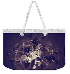 Grunge Collection Weekender Tote Bag