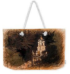 Grungy Todos Santos Weekender Tote Bag
