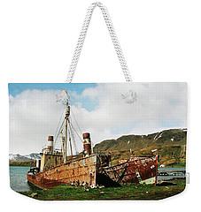 Grytviken Ghosts Weekender Tote Bag