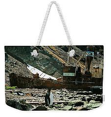 Grytviken Sentinel Weekender Tote Bag