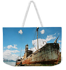 Grytviken Whaler Weekender Tote Bag