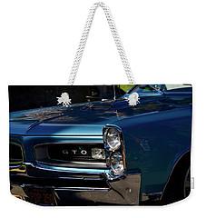 Gto Detail Weekender Tote Bag by Dean Ferreira
