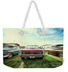 GTO Weekender Tote Bag by Jimmy Ostgard
