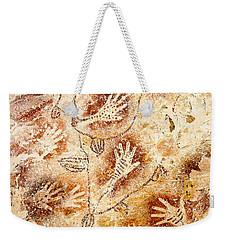 Gua Tewet - Tree Of Life Weekender Tote Bag