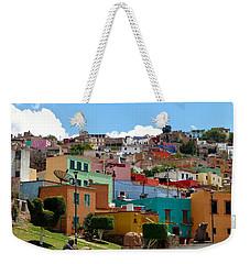 Guanajuato View Weekender Tote Bag