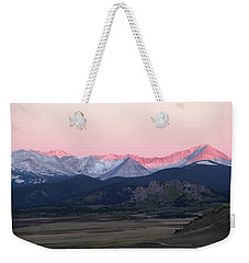 Guanella Sunrise Weekender Tote Bag