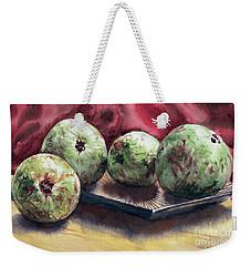 Guapples Weekender Tote Bag