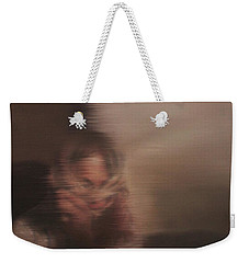 Guarded Weekender Tote Bag by Cherise Foster