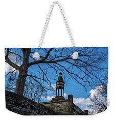Guarded Summit Memorial Weekender Tote Bag