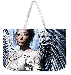 Guardian Angel Poster Weekender Tote Bag
